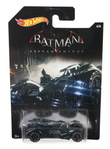 Hot Wheels Batman Arkham Batmobile